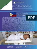 Every Newborn Philippines