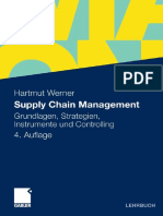 [Hartmut Werner] Supply Chain Management Grundlagen