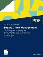 [Hartmut Werner] Supply Chain Management Grundlagen