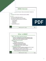 MEMS overview.pdf