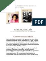 Articulo de Alice Miller Sobre Erich Fromm en Mexico