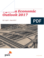 Uganda economic outlook 2017, 2nd edition