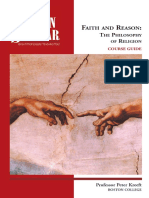 Faith and Reason - Course Guide by Peter Kreeft