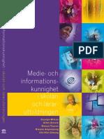 Medie- och  Informationskunnighet UNESCO