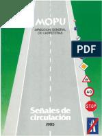 Señales de Circulacion - Mopu