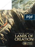 Dreams of the First Age - Book 1 (Lands of Creation) [Revised]