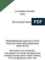 IKD (Bpk Setia Budi)