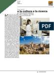 Finanziare la cultura e la ricerca con il 5 x 1000 - Il Corriere Adriatico del 27 aprile 2017