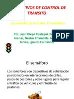 Dispositivos de Control de Transito