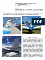 Weight Optimization of Empennage of Light Weight Aircraft