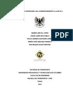 Estudio de Inventario Vial Correspondiente a La Ruta 4 Autoguardado