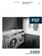 Tumble Dryer User Manual English