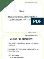 14007010063_150073110021_Design for testability