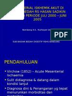 3.Acute Mesenteric Iscaemia-pabi Makasar