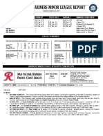 04.27.17 Mariners Minor League Report