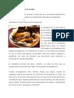 Historia Del Nacatamal
