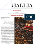"Gazeta ""Ngjallja"" Prill 2017"