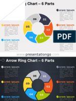 Arrow Ring Chart 6 Parts PGo