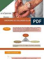 Sindrome de Sollinger Ellinson