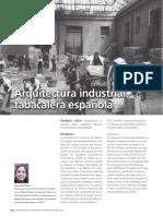 Arquitectura Industrial Tabaquera Española