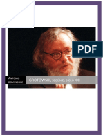 Descarga Grotowsky Según El Siglo XXI
