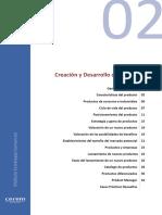 Creación y desarrollo de produccion