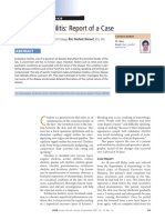 2007 - Exfoliative Cheilitis a Case Report