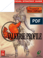 Valkyrie Profile Prima Official Strategy Guide