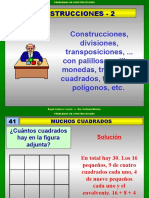 CONSTRUCCIONES MATEMÁTICAS