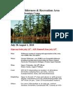 Informational Flyer