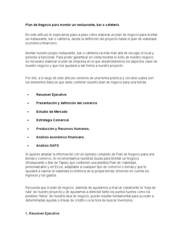 Fantástico Plantilla De Propuesta De Idea De Negocio Adorno ...