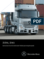 Actros_963 Transporte Pesado