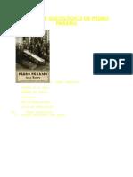 Analisis Sociològico de Pedro Pàramo