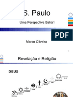 Uma perspectiva Bahá'í sobre S. Paulo