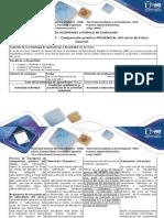 Guía Componente Práctico Presencial Del Curso de Física General