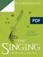 The Singing by Alison Croggon Chapter Sampler