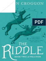 The Riddle by Alison Croggon Chapter Sampler