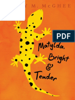 Matylda, Bright and Tender by Holly M. McGhee Chapter Sampler