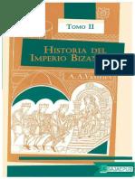 Historia Del Imperio Bizantino. - Alexander a. Vasiliev
