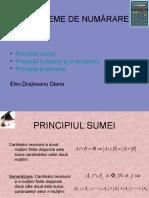 Cele 3 Principii de Numarare