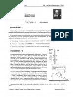 Control 1 - Introducción a La Física (2012)
