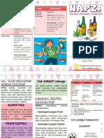 Leaflet Napza Fix