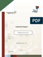 ADEC - Al Dhabiania Private School 2014 2015