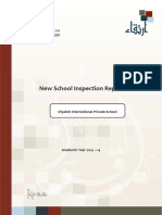 ADEC - Diyafah International Private School 2013 2014