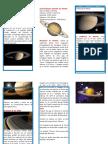 Triptico Saturno