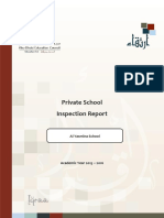ADEC -  Al Yasmina Private School 2015 2016