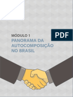 M1 Panorama Da Autocomposicao No Brasil