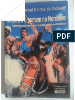Texto1_A Pecuária e o Latifúndio Na Conquista Do Sertão_ANDRADE M. C. De_2005