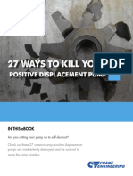 27 Ways to Kill Your PD Pump