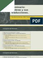 Benjamin(1923)-LaTareaDelTraductor Comparada Sem 2017-1